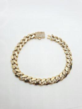 צמיד זהב 14 הקולקציה החדשה  קראט gb141