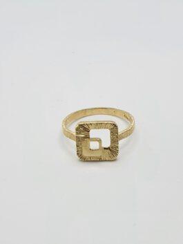טבעת זהב  14 קראט gr150