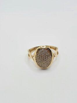 טבעת זהב  14 קראט gr149
