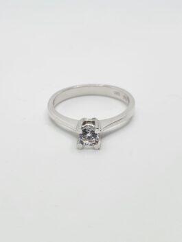 טבעת יהלום אירוסין רבע קראט monte carlo