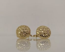עגילי זהב eg131